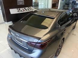 lexus body shop kansas city stunning q50s available at infiniti of kansas city stillen garage