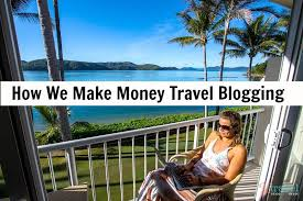 how do travel agents make money images How to get paid to travel and make money travel blogging jpg