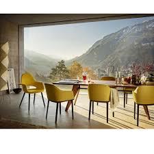 eames and saarinen organic highback chair vitra modern