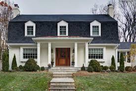 mansard roof design sketch ideas and images