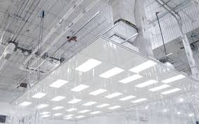 ceiling suspended softwall cleanrooms bennett and bennett