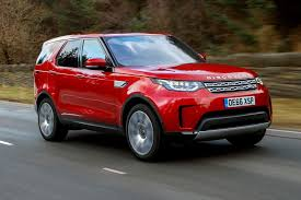 land rover discovery sport red road test land rover discovery hse luxury 2 0 sd4 auto parkers