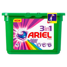 Colour Style by Ariel 3in1 Pods Colour U0026 Style 19 Washes 19 Ebay