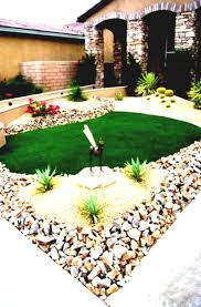 Landscape Ideas For Front Of House by Native Front Garden Design Landscaping Ideas Around House Simple