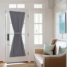 Blackout French Door Curtains French Door Curtains For The Impressive Door Curtains Double