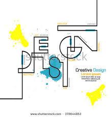Conceptmodern Creative Concept Modern Design Stock Vector 544871407 Shutterstock