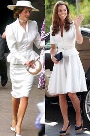 lady charlotte diana spencer princess diana and kate middleton have the same style kate