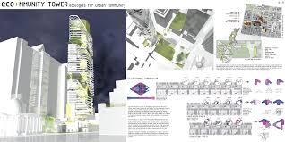 eco site eco community tower evolo architecture magazine