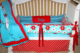Dr Seuss Crib Bedding Sets Dr Seuss Baby Crib Bedding Set Funky With Funkthishouse