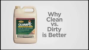 olympic premium deck cleaner on vimeo