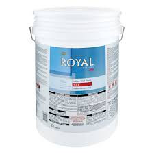 royal interior latex flat wall paint 5 gallon interior paint