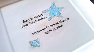 bridal shower autograph plate wedding guest book shower guest book bridal shower