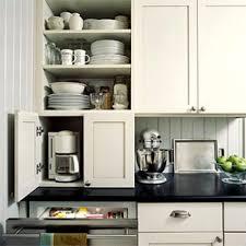 kitchen appliance storage ideas kitchen appliance storage kitchen design