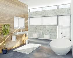 3d bathroom design modern bathroom design 3d concept stock photo picture and