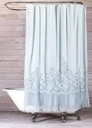 Vintage Shower Curtain Creative Of Vintage Looking Shower Curtains And Curtain Decorating