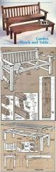 Wood Plans Outdoor Table by Porch Glider Plans Outdoor Furniture Plans U0026 Projects
