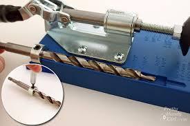 Kreg Jig Table Top How To Use A Kreg Jig Pretty Handy