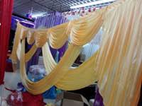 Wedding Backdrop Stand Uk Swag Wedding Backdrop Curtain Stand Uk Free Uk Delivery On Swag