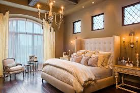 tuscan home interiors fancy traditional bedroom design tufted headboard napa valley