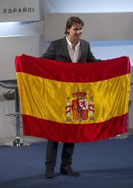 The Flag In Spanish Rio 2016 Nadal To Fly The Flag For Spain At Rio Olympics As Com