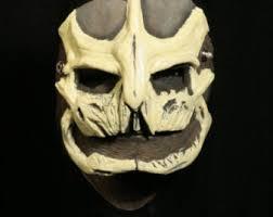 Skeleton Mask Skeleton Mask Etsy