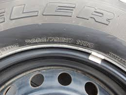 used toyota 4runner tire accessories for sale