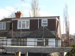 Hipped Roof Loft Conversion 1930 U0027s Semi Detached House Hip To Tiled Gable With Flat Roof