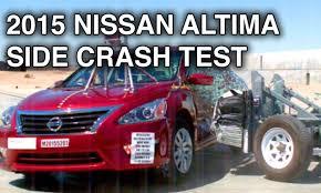 nissan altima 2015 fog lights 2015 nissan altima crash test side crash crashnet1