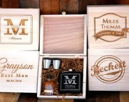 wooden groomsmen gifts personalized groomsmen bridesmaid by urbanfarmhouseta on etsy