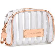 victoria s secret mini cosmetic bag