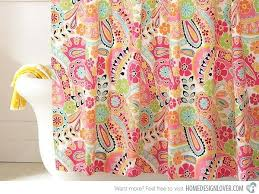 Bright Colored Curtains Bright Paisley Curtains Functionalities Net