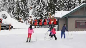 zdfun com grouse mountain resort outdoor ice skating rink