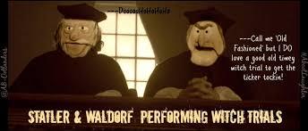 Waldorf And Statler Meme - geillis ab ootlanders