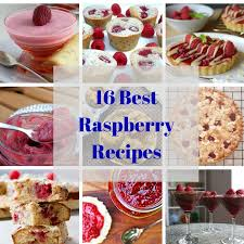 16 Best Recipe Of The 16 Best Raspberry Recipes Recipes Made Easy