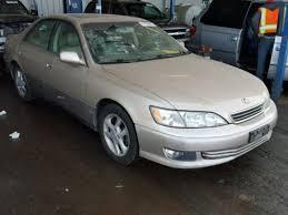 2000 lexus es300 sedan rides