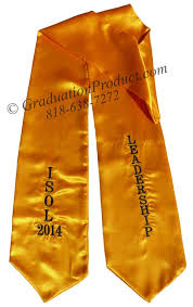 sashes for graduation isol leadership custom graduation stoles sashes as low as 5 99