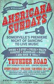 americana sundays w greg klyma thunder road