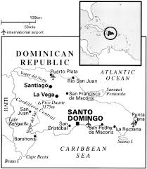 World Travel Guide images Map of the domination republic and the caribbean source columbus png