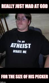 How To Create Meme - atheist meme generator imgflip