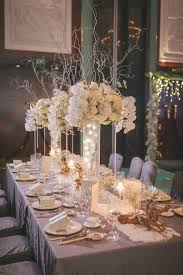 wedding tables wedding centerpieces branches flowers beautiful