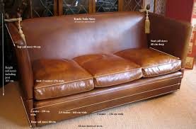 Leather Chairs Of Bath Chelsea Design Quarter Knole Sofa Leather - Chelsea leather sofa 2