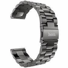 stainless steel bracelet strap images 22mm hoco stainless steel bracelet strap watch band for samsung jpg