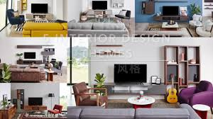 crownlivin 5 interior design themes youtube