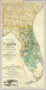 Map Of South Florida Township Map Florida David Rumsey Historical Map Collection