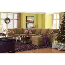 la z boy devon 5 pc power reclining sectional sofa with cupholders