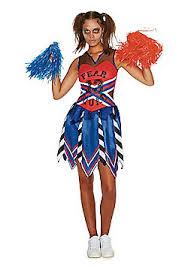 Cheerleader Halloween Costume Halloween Adults U0026 Kids Halloween Costumes U0026f Tesco