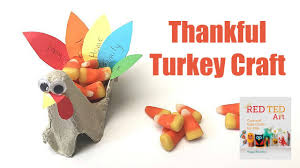 thanksgiving turkey craft and turkey treat box collab with the