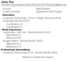 Librarian Resume Example by 100 References On Resumes Should You List References On A