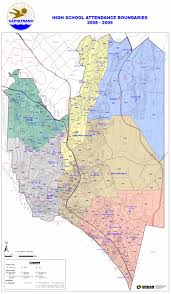 Map Of Orange County Cusd Capistrano Unified District Real Estate Blog Of