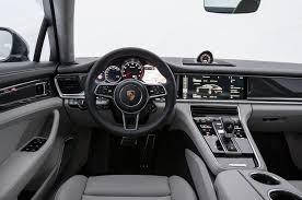 Panamera Red Interior Quick Review 2017 Porsche Panamera Turbo